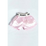 """Pink Boxer Shorts Teddy Bear Clothes Fit 14"""" - 18"""" Build-a-bear, Vermont Teddy Bears, and Make Your"""