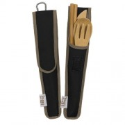 ChicoBag To-Go Ware bambu bestickset
