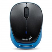 Mouse Optico Inalambrico Recargable Genius Micro Traveler Usb - Azul