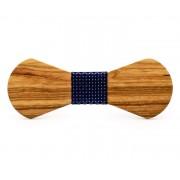 Dřevěný motýlek Gaira 709073
