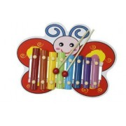 Jef 8 Notes Butterfly Xylophone Octane Notes - 5179