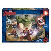 Puzzle The Avengers, 1000 piese