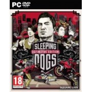 Sleeping Dogs Definitive Limited Edition PC