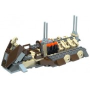 LEGO Star Wars (Star Wars): Battle Droid Carrier (7126) Block Toy (Parallel import)