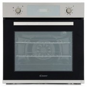 Candy FCP 605 X Single Built In Electric Oven - Stainless Steel