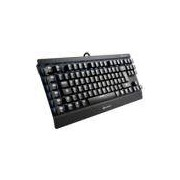Teclado Mecânico Gamer Sharkoon Shark Skiller, LED Branco, Switch Kailh Blue, US - SGK2