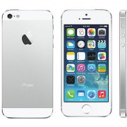 Refurbished Apple iphone 5 16GB Silver Good Condition