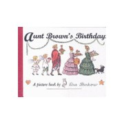 Aunt Brown's Birthday (Beskow Elsa)(Cartonat) (9780863153884)