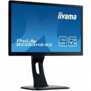 IIYAMA Monitor 21.5 ProLite B2283HS-B3 HDMI,DP,TN,FHD,1ms,PIVOT + EKSPRESOWA WYSY?KA W 24H