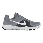 New Nike Men's Flex Control Cross Trainer Stealth/White/Black (UK-10) (US-11)