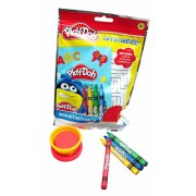 Play Doh Mini Coloring Activity Set, Multi Color