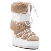 Апрески MOON BOOT - Classic Faux Fur 140890002 White