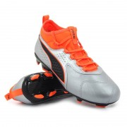 Puma junior one 3 lth fg shocking orange uprising pack - Scarpe da c