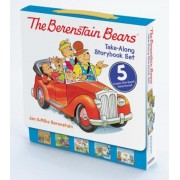 The Berenstain Bears Take-Along Storybook Set: Dinosaur Dig, Go Green, When I Grow Up, Under the Sea, the Tooth Fairy, Paperback