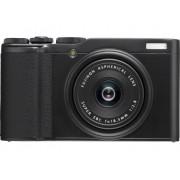 Fujifilm XF10 Digitalkamera 24.2 Megapixel Svart 4K-video, Touch-Screen