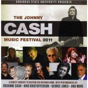 Video Delta Johnny Cash Music Festival - Johnny Cash Music Festival 2011 - CD