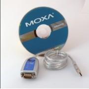 DSC MOXA konverter
