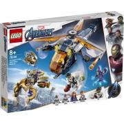 Lego Marvel Super Heroes (76144). Avengers Helicopter Hulk Rescu