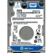 Western Digital WD5000LPCX [2.5 500GB 5400RPM SATA] - Western Digital