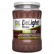BIO + Delight Fitness Peanut Butter 510 g Cioccolato
