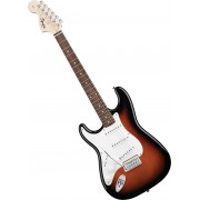 Fender Guitarras Esquerdino Fender Squier Affinity LH BSB