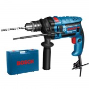 Bosch Professional GSB 13 RE Berbequim 600W + Mala