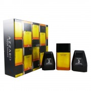 Azzaro Pour Homme 100ml Apă De Toaletă + 50ml Gel de duș + 75ml After Shave Balsam Set