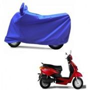 Kaaz Full Blue Two Wheeler Cover For Yo Spark