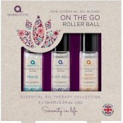 """Roller Ball """"on the go"""" essential therapy oils"""
