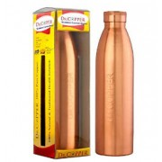 Dr Copper Worlds No 1 SeamLess 1 Ltr Copper Water Bottle