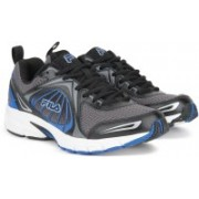 Fila MEMORY DELTASPEED Running Shoes For Men(Black, Blue, Grey)