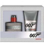 Kit James Bond 007 Quantum Perfume Masculino EDT 50ml + Gel de Banho 150ml - Masculino