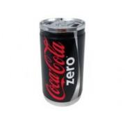 Batterie de secours USB design canette de Coca Cola Zero - 7200 mAh