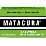 SABONETE MATACURA ANTISSÉPTICO e BACTERICIDA - 90gr