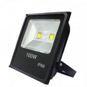 Proiector LED 100W Slim COB
