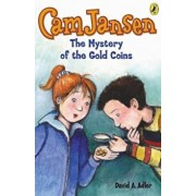 CAM Jansen: The Mystery of the Gold Coins '5, Paperback/David A. Adler