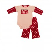 Carters - Costumas bebe Love Bug