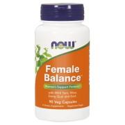 Now Foods Female Balance 90 kapsułek