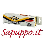 Bostik superchiaro tubetto 125 g