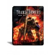 Transformers:Age of Extinction:Mark Wahlenberg,Nicola Peltz,Jack Reynor - Transformers:Exterminarea(Steelbook) (Blu-ray 2D si Blu-ray 3D)