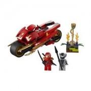 Toy / Game Great Lego Ninjago Kais Blade Cycle 9441 Rattle Minifigures Golden Hypnobrai Staff & Ninja Swords
