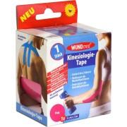 Wundmed Kinesio Tape 5cmx5m rózsaszín