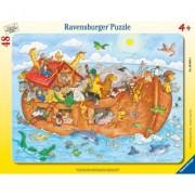 Puzzle arca lui Noe, 48 piese Ravensburger
