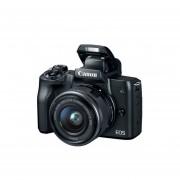 Cámara Canon EOS M50 Con Lente EF-M15-45 IS STM