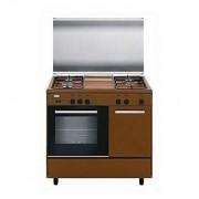 Glem Gas Aer96ac3 Cucina 90x60 4 Fuochi A Gas Forno A Gas Con Grill Elettrico 72