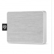 Seagate One Touch 1TB SSD Branco
