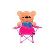 Cadeira Infantil Dobravel Ursinhos - MOR