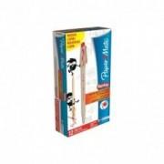 Papermate Replay penna a sfera cancellabile rossa confezione 12 penne