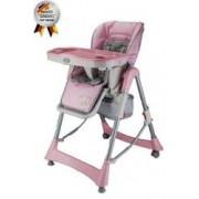 BabyGo - Scaun de masa Tower Maxi Pink