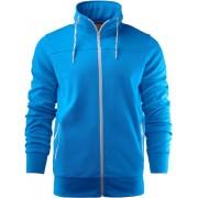 Printer Jog Sweatshirt 2262036 Oceaanblauw - Maat L